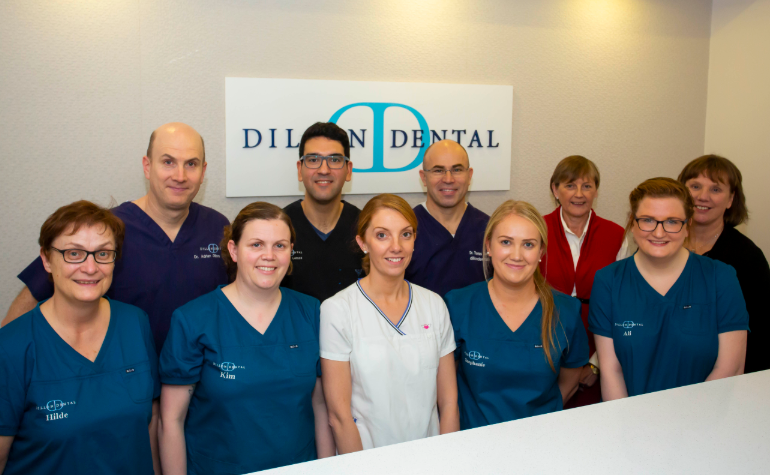 Dillon Dental Launch Their New Website Design
