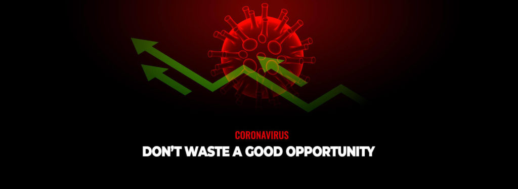 don't waste an good opportunity
